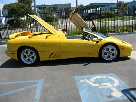 Lamborghini Diablo For Sale Usa 98 Lamborghini Diablo Vt For Sale