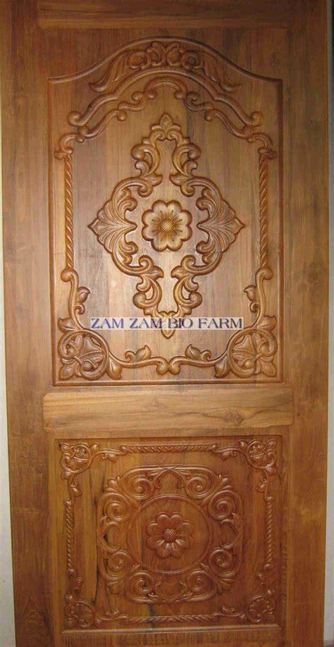 flower design on main door burma teak doors manufacturer in erode tamil nadu india by