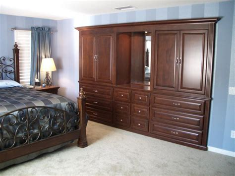 Dresser With Drawers And Cupboards by Bedroom Wall Unit Ideas Bedroom Built In Wall Unit With Brown Drawers Dresser Cabinet