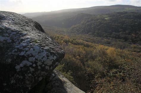 lustleigh cleave lustleigh dartmoor national park
