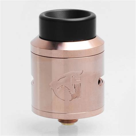 Authentic Rda 24 Goon 1 5 V1 5 By Customvapes 528 Bukan Druga Skill goon 1 5 rda 528 customs goud esigaretonline nl