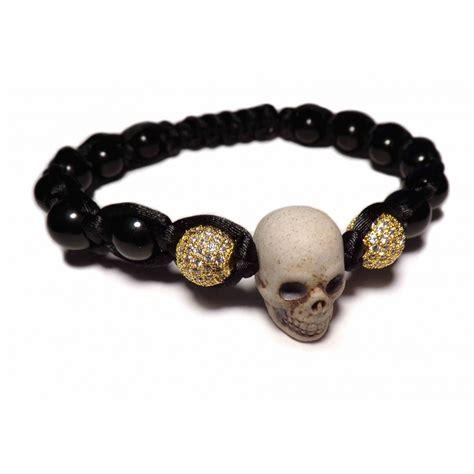 bracelet shamballa crane inspiration johnny hallyday