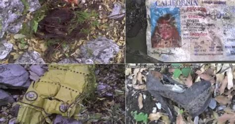 imagenes impactantes de jenny rivera muerta encuentran cabello zapato licencia de conducir y otros