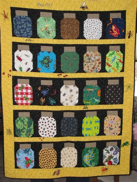 Jar Quilt Pattern by 17 Best Images About Books Jar Quilts On