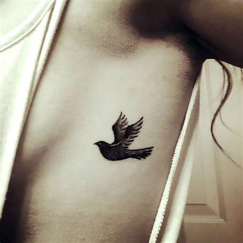blackbird tattoo meaning small blackbird on ribs idea