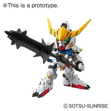 Gundam Sd Ex Barbatos Lupus Bandai sd ex standard gundam barbatos release info box and official images gundam kits