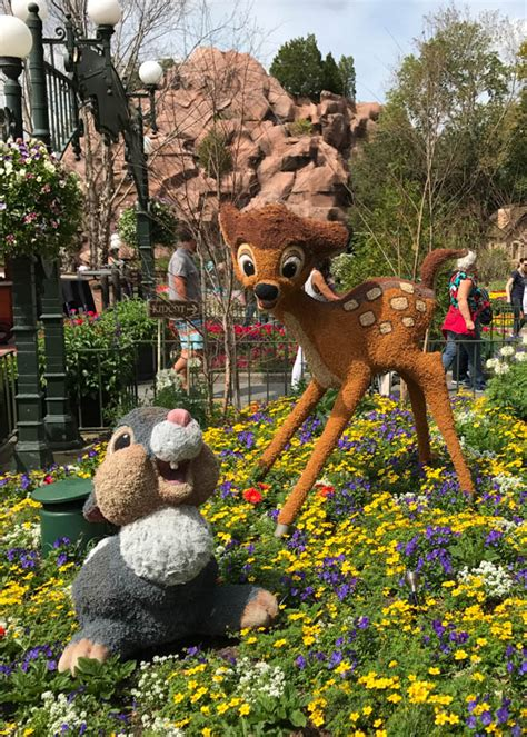 epcot flower and garden festival food foodie s guide to the 2017 epcot international flower and