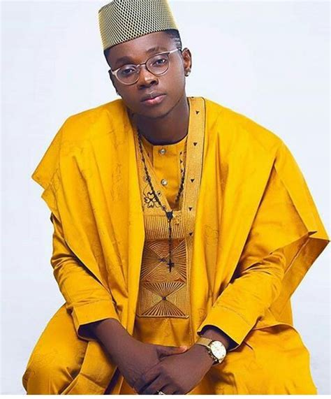 Yoruba Demon: Unique Agbada Styles For Men And Women