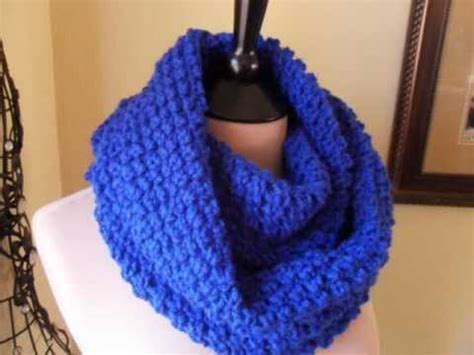 youtube tutorial for infinity scarf crochet infinity scarf easy youtube