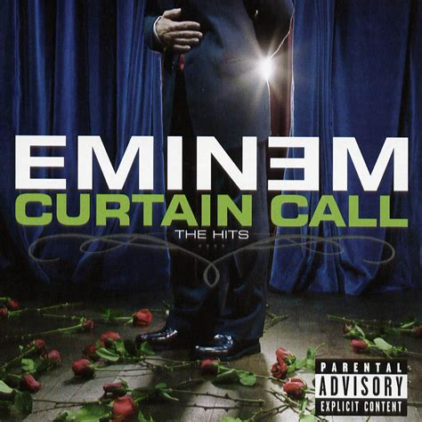 eminem discography curtain call the hits similarsong