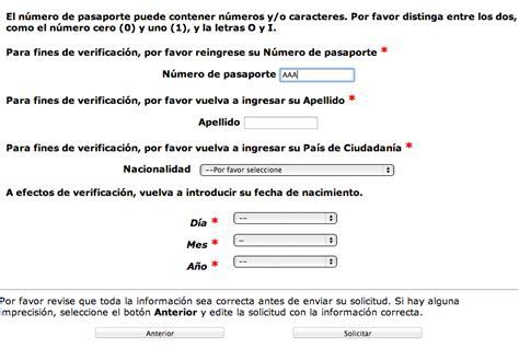 solicitar exencin al empadronamiento en mi huella en c 243 mo hacer el formulario esta paso a paso para viajar a