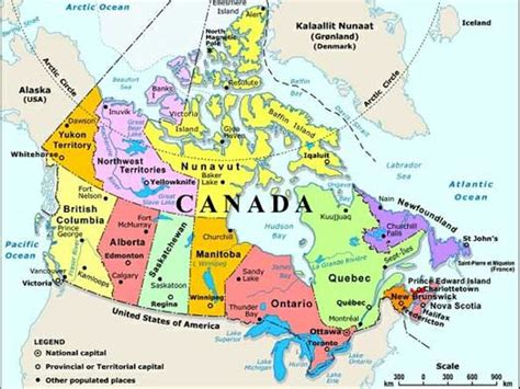 canadian map legend canadian topographic maps map town