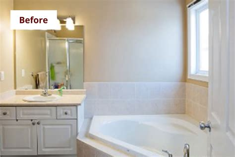 Bathroom Staging Before And After Bathroom Interior Decorating Ideas Home Staging Before