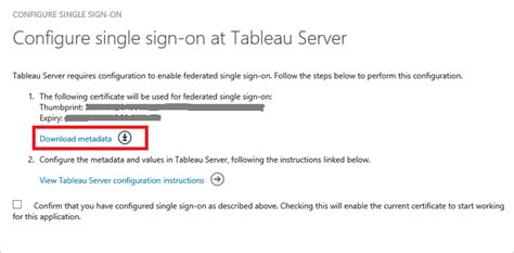 tutorial tableau server tutorial azure active directory integration with tableau