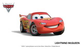 Lightning Mcqueen Car Disney Pixar S Cars 2 Downloads