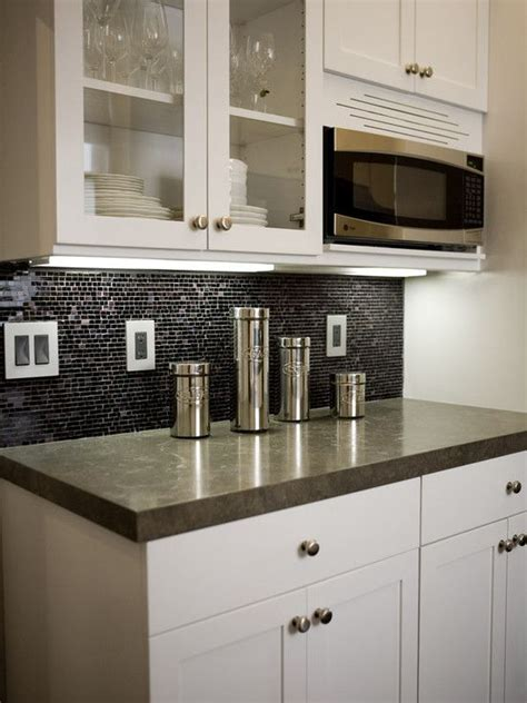 concrete countertops like backsplash kitchen