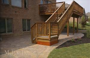 Deck And Patio Designs The Deck Patio Patio Designs And Ideas Outdoor Spaces