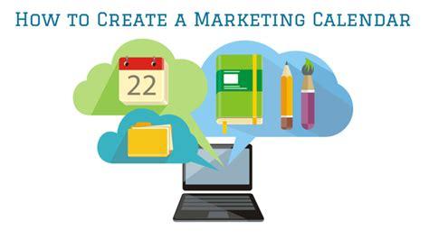 how to make a marketing calendar how to create a marketing calendar product launch