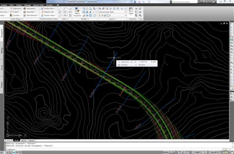 tutorial autocad civil  membuat cross section desain rumah