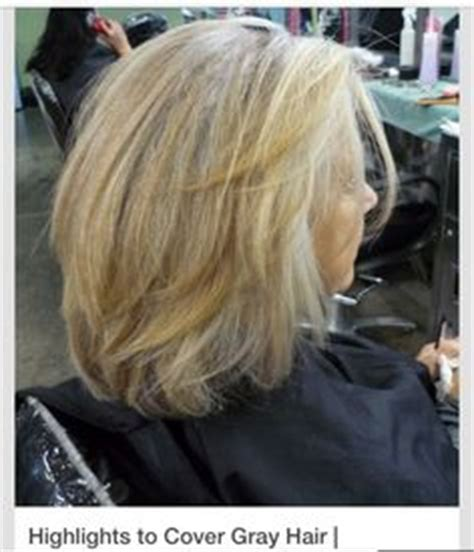 camouflaging gray hair with highlights lowlights for gray hair betsy hyman added highlights and