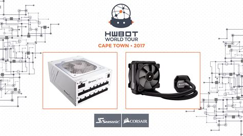 Giveaways In Cape Town - cape town 2017 challenge giveaway winners announced hwbot world tour