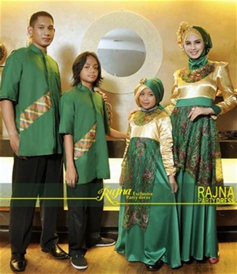 Baju Muslim Keluarga Warna Ungu 15 model baju keluarga muslim terbaru
