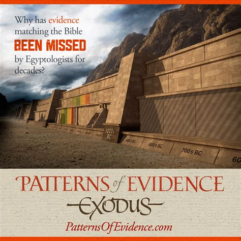 pattern of evidence theaters quot patterns of evidence exodus quot film screening in perth