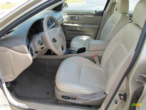 2000 mercury ls premium sedan interior photo