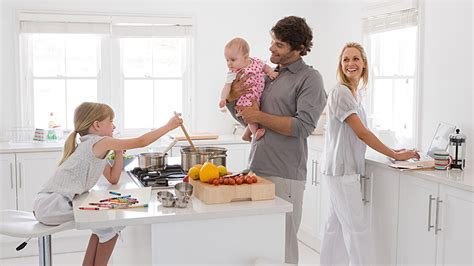The Oz Family Kitchen by Home Makeover Tips Remodeling Your Kitchen