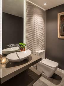 example of a trendy powder room design in santa barbara with open contemporary bathroom design ideas 2014 beautiful homes design