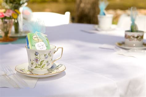 tea for two a tea themed bridal shower