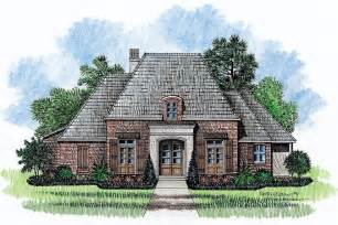 ramey country french home plans
