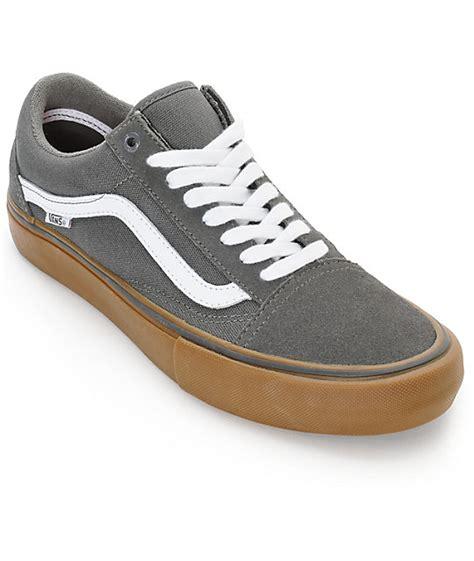 Vans School Pro vans skool pro skate shoes mens at zumiez pdp