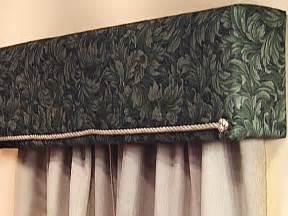 Foam Board Valance Window Cornice Diy Window Designs Pictures