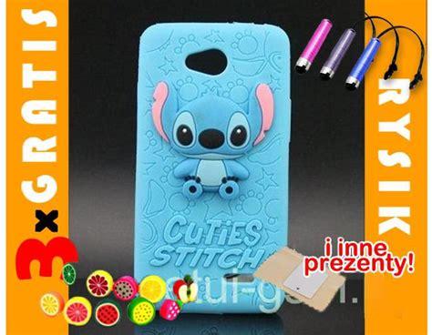 Samsung J310 Silikon Cuties Stitch Cover Silikon etui do lg l90 cuties stitch 3d plecki guma etui 3d na telefon