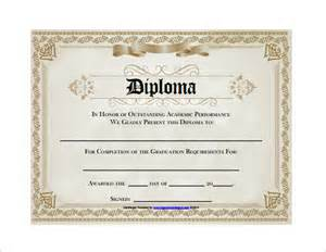diploma certificate template 25 free word pdf psd