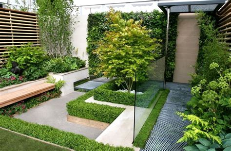 Minimalist Garden Ideas Top 30 Best Minimalist Garden Design Ideas