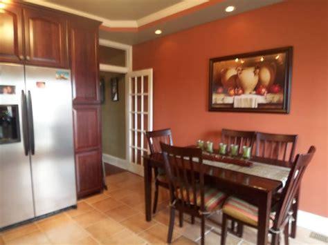 17 best ideas about red kitchen walls on pinterest red benjamin moore audubon russet kitchen ideas pinterest