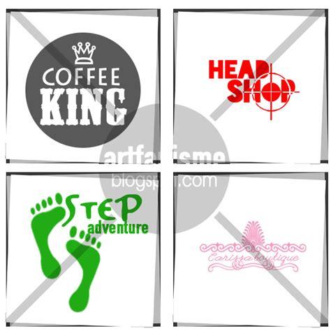 Jasa Pembuatan Design Logo Murah | contoh paket logo silver