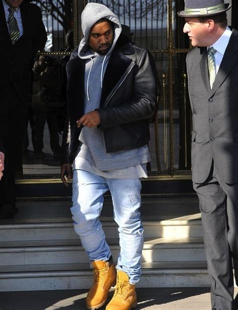 Wst 6341 Dress kanye west wears apc for louis wong fall winter 2012