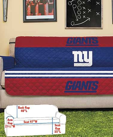 nfl couch nfl sofa covers the lakeside collection