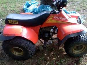 Suzuki 185 Atv For Sale 1983 Suzuki Atv Motorcycles For Sale