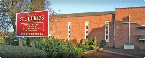 st lukes church holbrooks