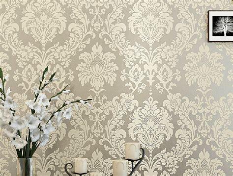 wallpaper printing european style wallpaper printed house decoration