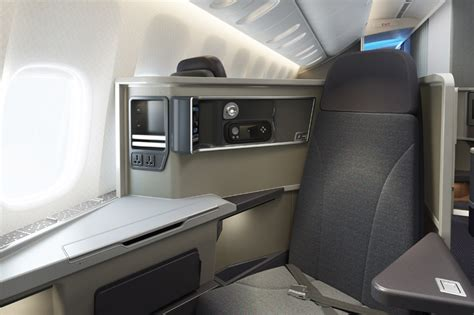 Boeing 777 American Airlines Interior by American Airlines Updates 777 200er Interior Their