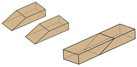 scarf joint woodworking joints woodworking wood