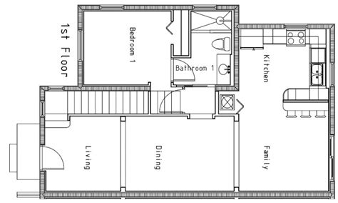 small floor plan small house floor plans 1000 sq ft small house floor