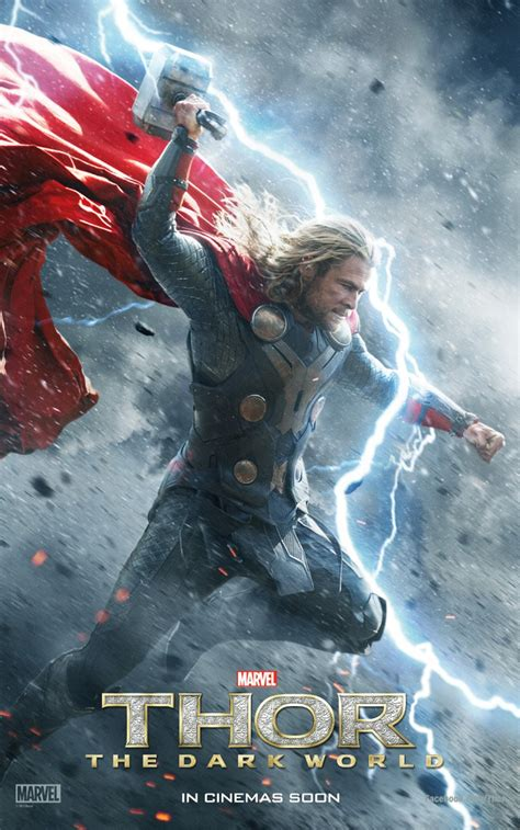 thor s geekmatic press release thor the dark world character