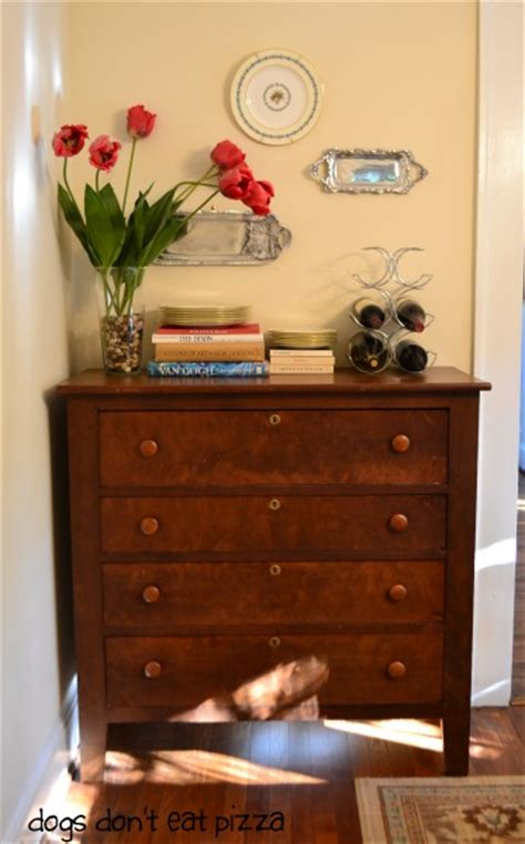 dining room chest of drawers let the home tour begin the dining room dogs don t eat