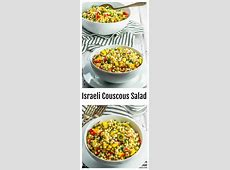 Israeli Couscous Salad with Spicy Dressing - May I Have ... Israeli Couscous Nutrition Facts